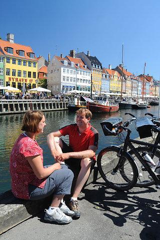 Radweg - Berlin - Kopenhagen