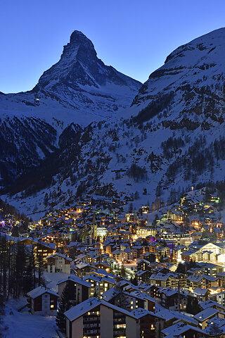 Grand Train Tour of Switzerland Slowtravel im Winter