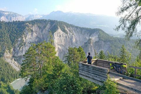 Graubünden Bikepacking
